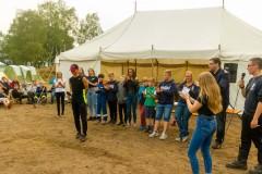 #WLSMBRG19 - Talenshow, Dawid Sujata und Eric Hager konnten sich am Ende mit musikalischen Darbietungen als gemeinsame Sieger durchsetzen.