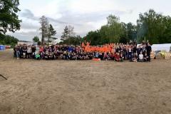 Gruppenfoto aller #WLSMBRG19-Teilnehmer.